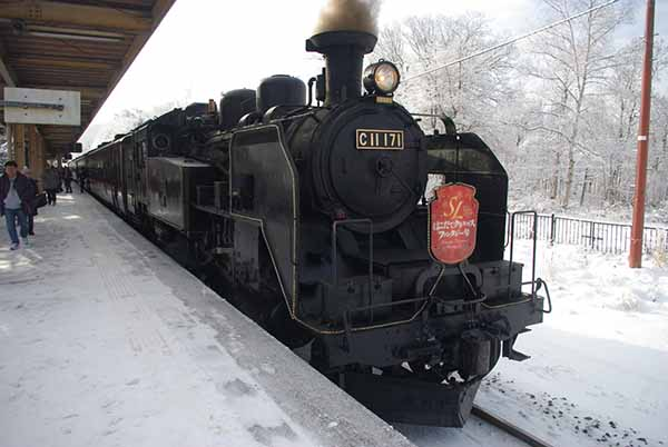 Steam-Locomotive Hakodate Christmas Fantasy Go [Dec, 6 – 25]