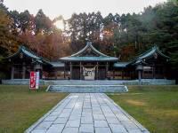 Hakodate Gokoku Jinjya Shrine(函館護国神社)