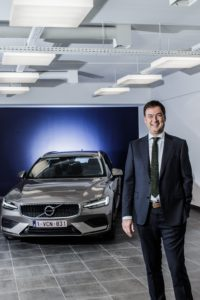 FLEET Manager of the Year 2019 Alain Peers Volvo