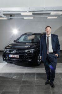 FLEET Manager of the Year 2019 Gert Debruyn Volkswagen