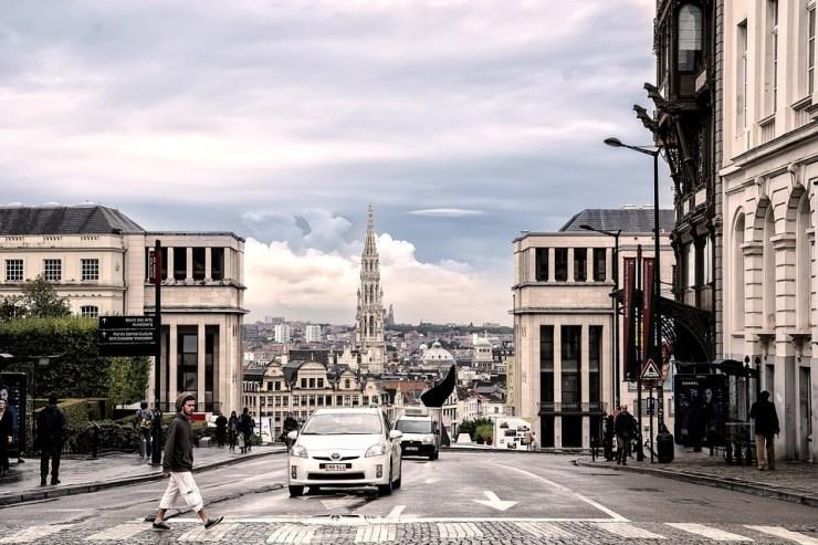 taxe kilométrique Bruxelles