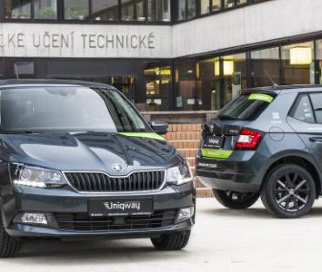 Skoda Launches Car Sharing Platform For Students In Prague