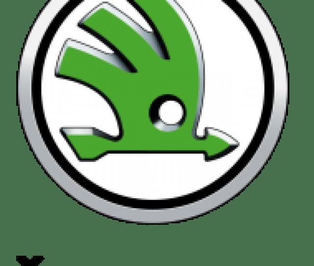 Skoda Auto A S  C2 B7 Logo