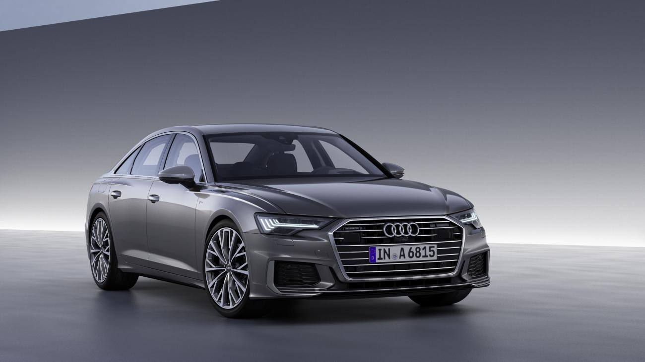 audi a6 all light meaning [ 1300 x 731 Pixel ]