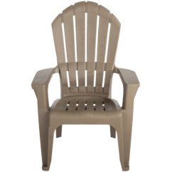Adams Manufacturing Adirondack Chairs Plastic Garden Mfg Big Easy Stacking Resin Chair Portobello By