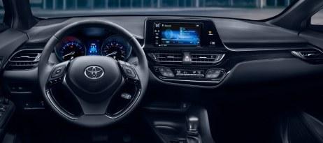 Toyota Ch-R Interni