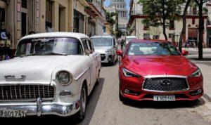 INFINITI Cuba