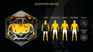 Renault Quantified Driver