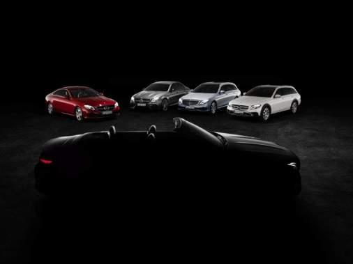 Mercedes-benz Famiglia Classe E