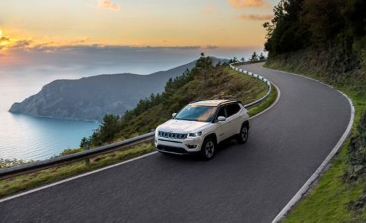 New Jeep Compass 2017