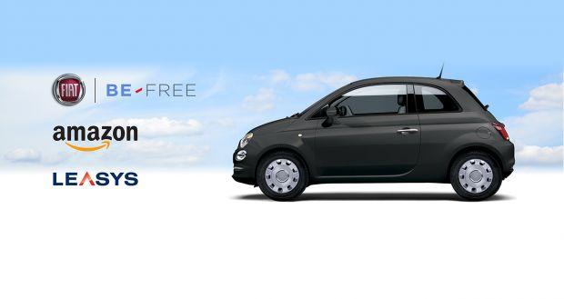 Fiat Leasys Amazon