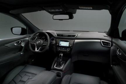 Nuova Nissan Qashqai 2017 Interni