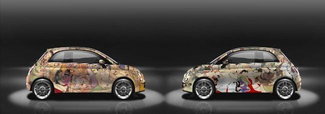 Fiat 500 kar_masutra Lapo Elkann
