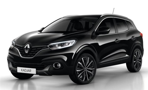 Renault Kadjar Hypnotic 2017