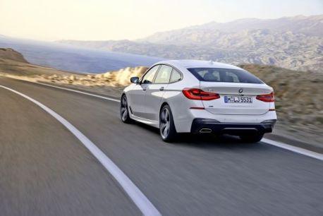 Nuova BMW Serie 6 Gran Turismo