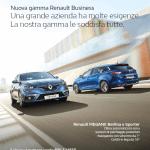 Renault: Nasce la Gamma Business dedicata alle Flotte