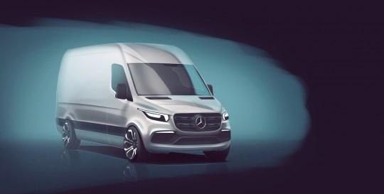 Mercedes Sprinter Concept