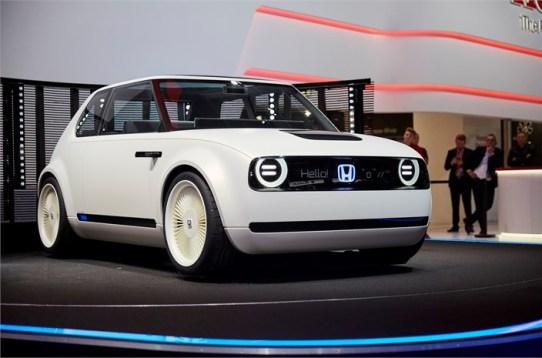 Honda Concept Urban EV
