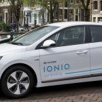 Hyundai IONIQ Electric: ad Amsterdam il primo car-sharing Hyundai