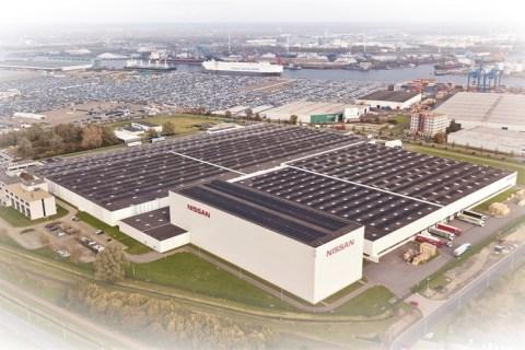 Energia Solare: Ci pensa il Nissan Motor Parts Center a produrla