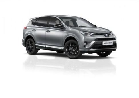 Toyota RAV4 MY18