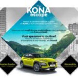 Hyundai Kona Escape