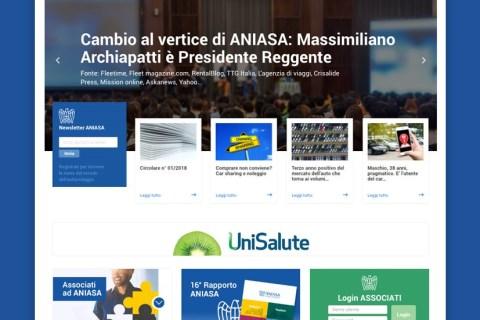 Anno nuovo veste nuova, è Online il nuovo sito Aniasa