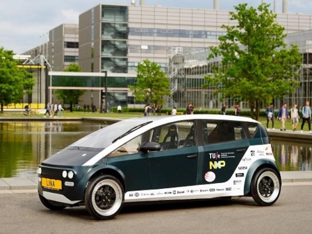 La nuova frontiera dell'automotive elettrica e biodegradabile