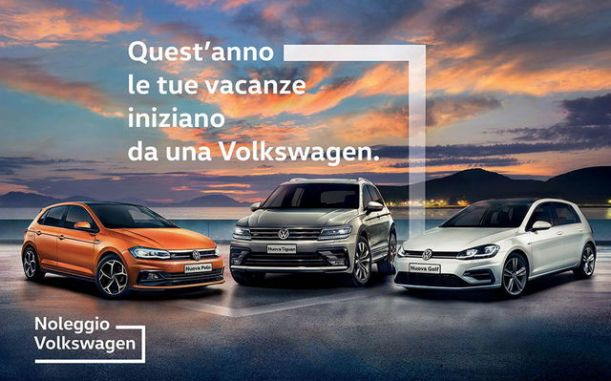 Noleggio Volkswagen Privati