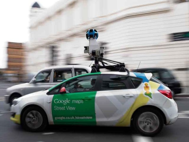 Google Street View e intelligenza artificiale per censire auto e popolo