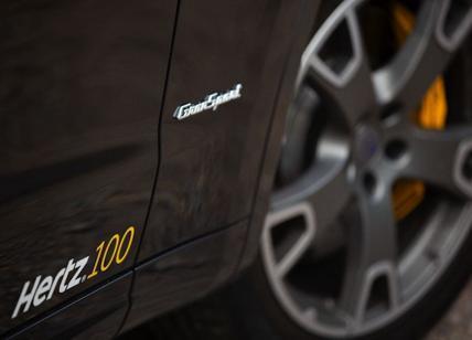 Maserati Levante Limited Edition per festeggiare i 100 anni di Hertz