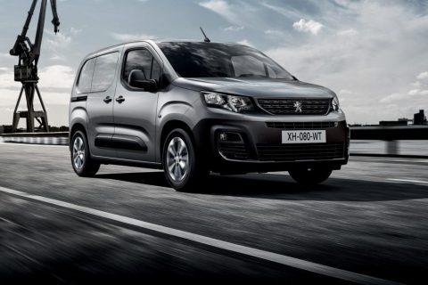 Nuovo Peugeot Partener, il compagno di lavoro ideale per i professionisti