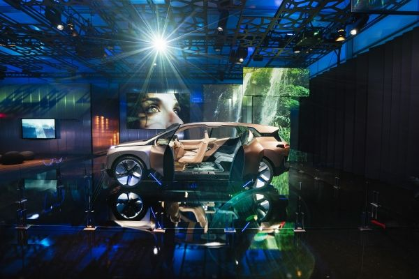 Il BMW Group al Consumer Electronics Show (CES) di Las Vegas