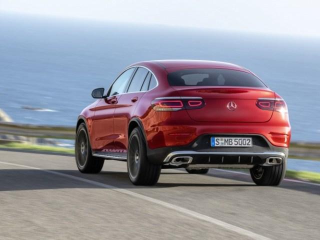 Mercedes GLC Coupé: la dimensione più bella del SUV si aggiorna