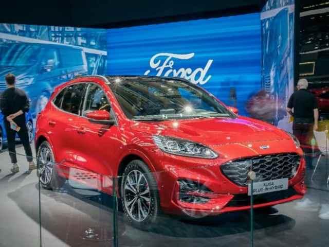 Francoforte salone dell'auto 2019, Ford presenta la gamma elettrificata