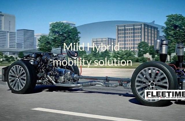 "Stop Auto Diesel : le ""MILD"" diventano mobility solution"