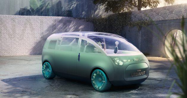 auto elettrica a guida autonoma