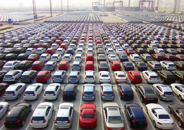 Mercato auto italia aprile 2021 in ribasso rispetto al 2019
