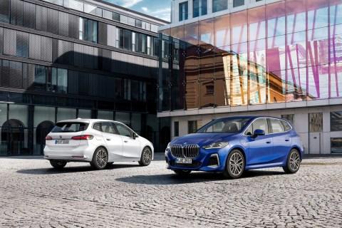 Nuova BMW 2 Series Active Tourer