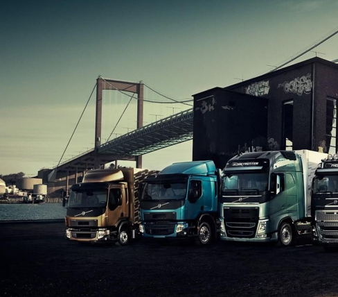 The Trucking Lifestyle