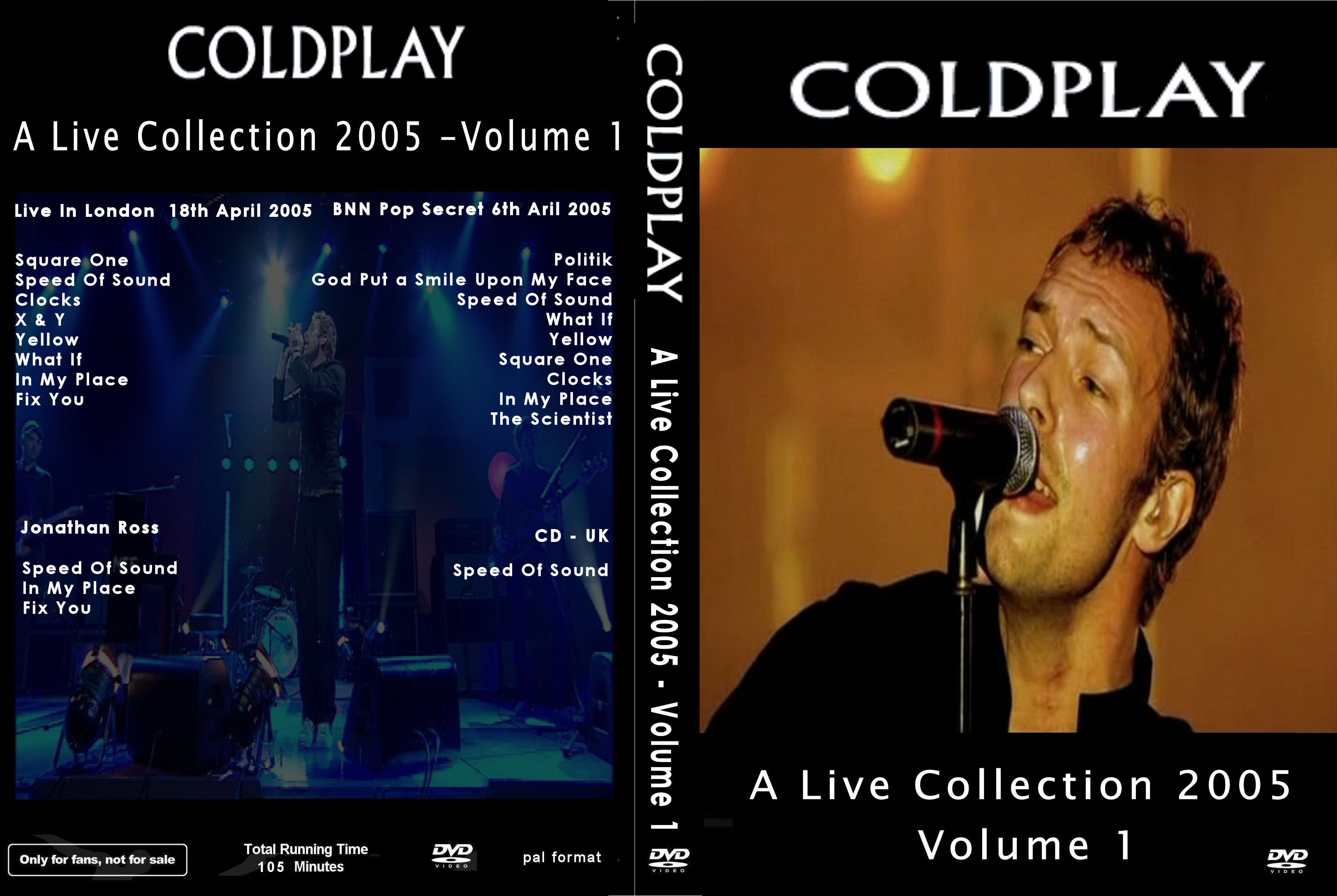A Live Compilation 2005 Volume 2 Live At Glastonbury Dvd R