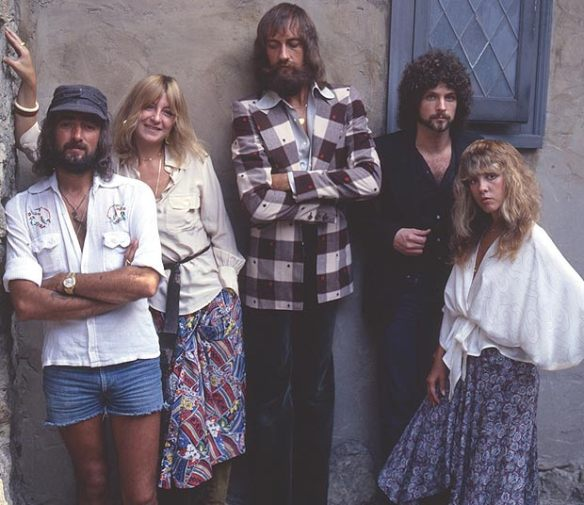 We were never too stoned to play' Fleetwood Mac: the comeback