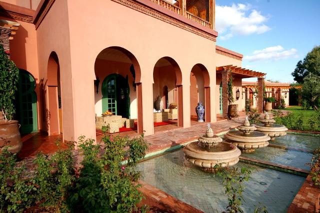Villa Kobba Marrakech Rural Morocco  Fleewinter