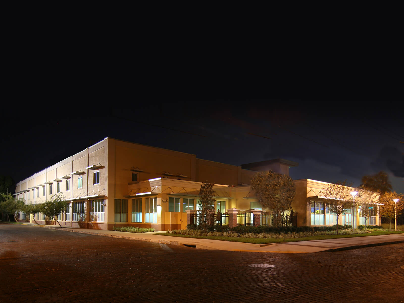 Tampa General Hospital Corporate Center