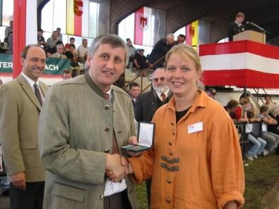 Auszeichnung Widmann