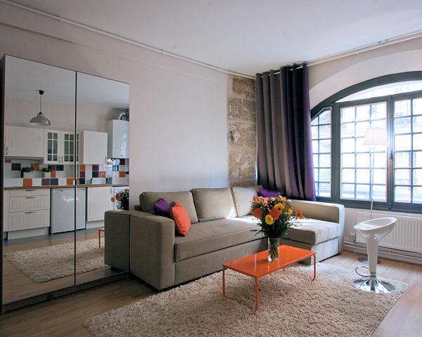 Comment meubler un petit appartement  tendance multifonction  Floriane Lemari