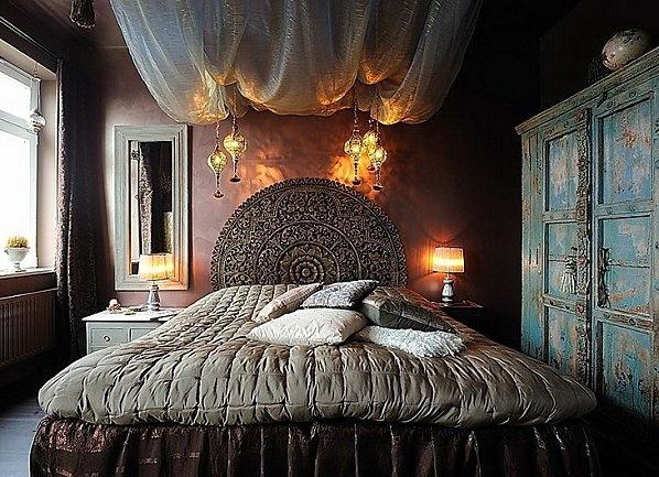 Des chambres mille et une nuits  Floriane Lemari