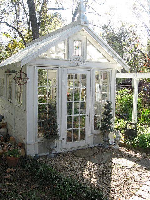 Ma cabane au jardin  Floriane Lemari