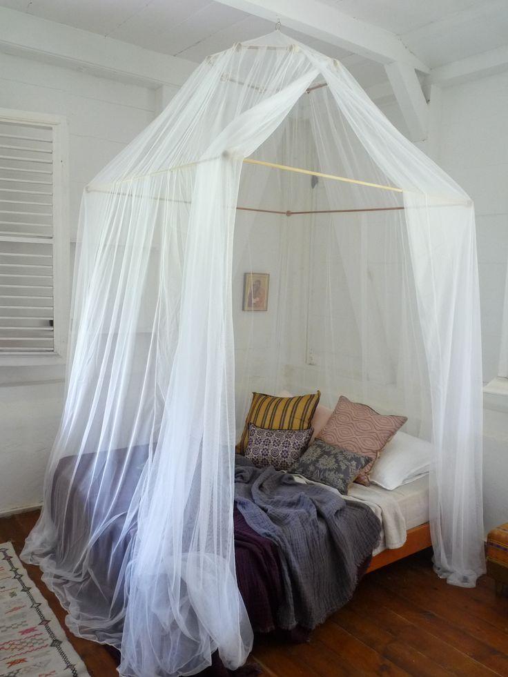 La moustiquaire sinvite dans la dco   Floriane Lemari
