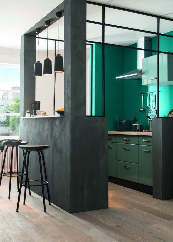 La cuisine se met au vert  Floriane Lemari